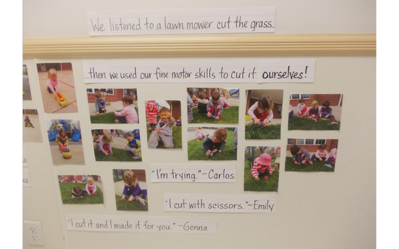 Discovery Preschool Display