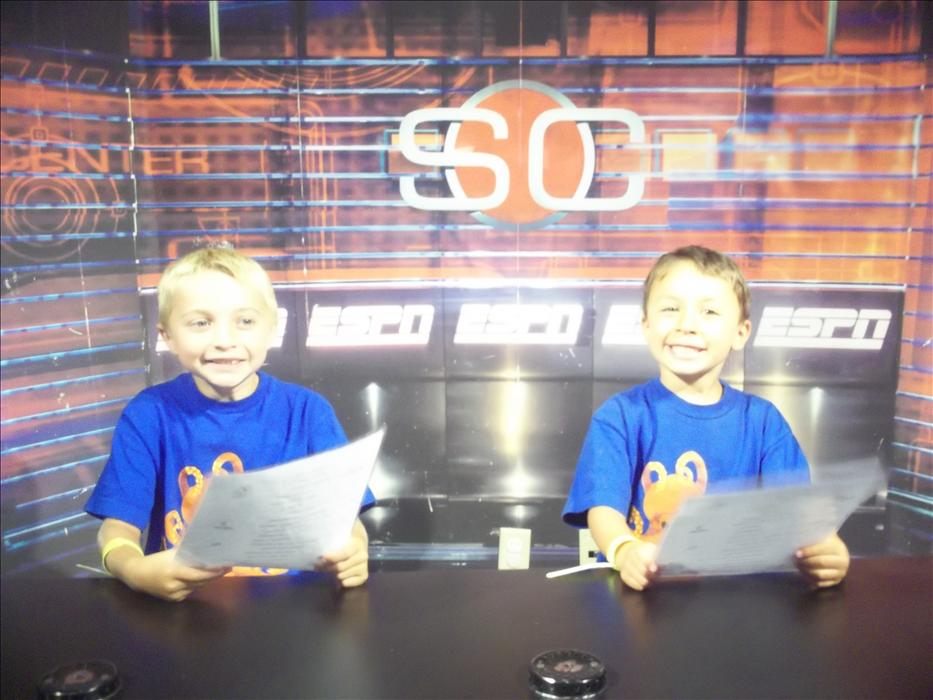 Future Sports Newscasters