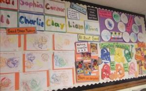 Early Discovery Preschool curriculum implementation boards