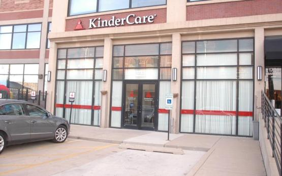 Our center is conveniently located just off both the North and Clybourn redline stop and the Armitage brown line stop.  For families that prefer to drive, we have dedicated parent parking available right in front of our building.