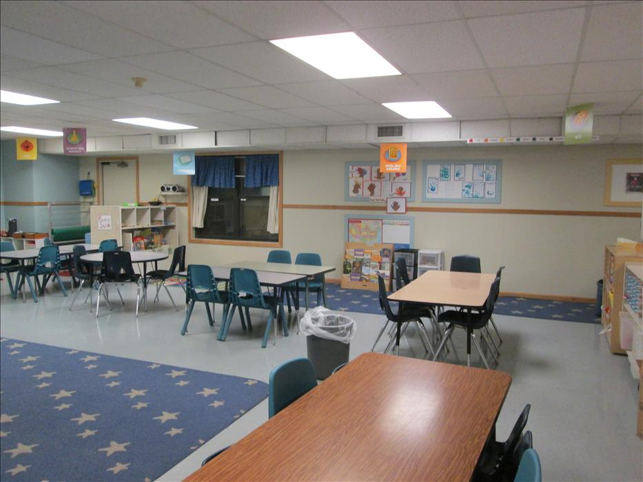 Our School Agers have plenty of room to finish homework, play games and engage in many different after school activities. Want a safe spot for your kids before or after school or during school breaks? This is it!