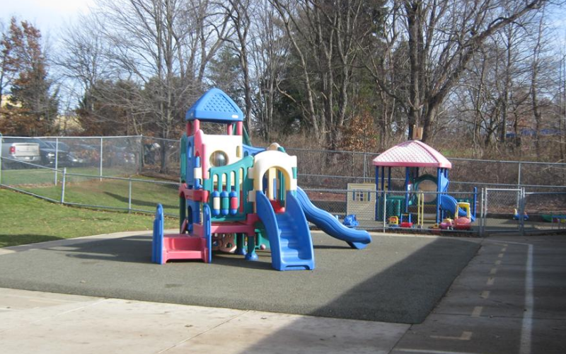 Outdoor play occurs for all age groups daily, weather permitting.  Our outdoor spaces and equipment are designed for active play and exploration.