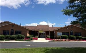 Our center is located on the east end of the medical center campus, within walking distance to the hospital. Our convenient location surrounded by beautiful walking trails also has easy access to Rt. 322.