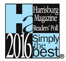 Harrisburg Magazine Readers' Poll 2016