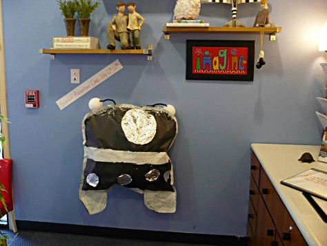 West Union KinderCare Lobby