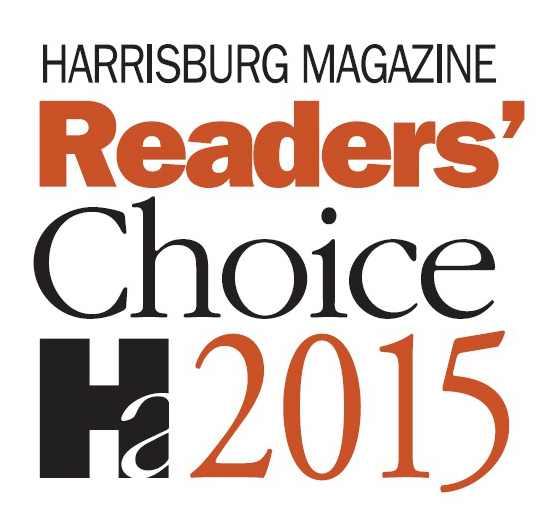 Harrisburg Magazine Readers' Choice 2015