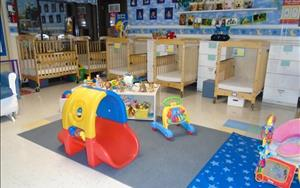 Early Foundations Toddlers Classroom