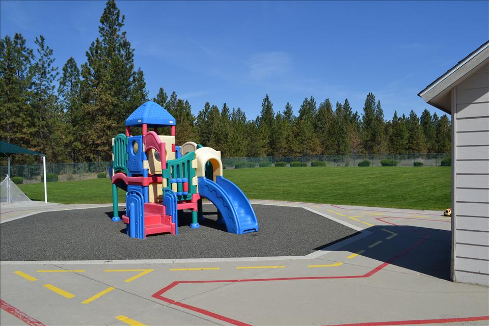 Discovery Preschool and Preschool Playground