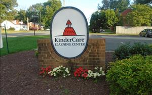KinderCare Sign