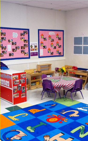 Discovery Preschool Dramatic Play Area