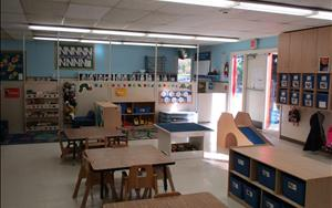 The Discovery Preschool Classroom