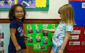 Preschool curriculum includes math for kids by teaching number recognition, counting, patterns, and more!