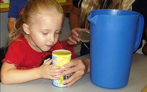 Here is a project to explore all of our senses through making lemonade. We can increase our vocabulary too!