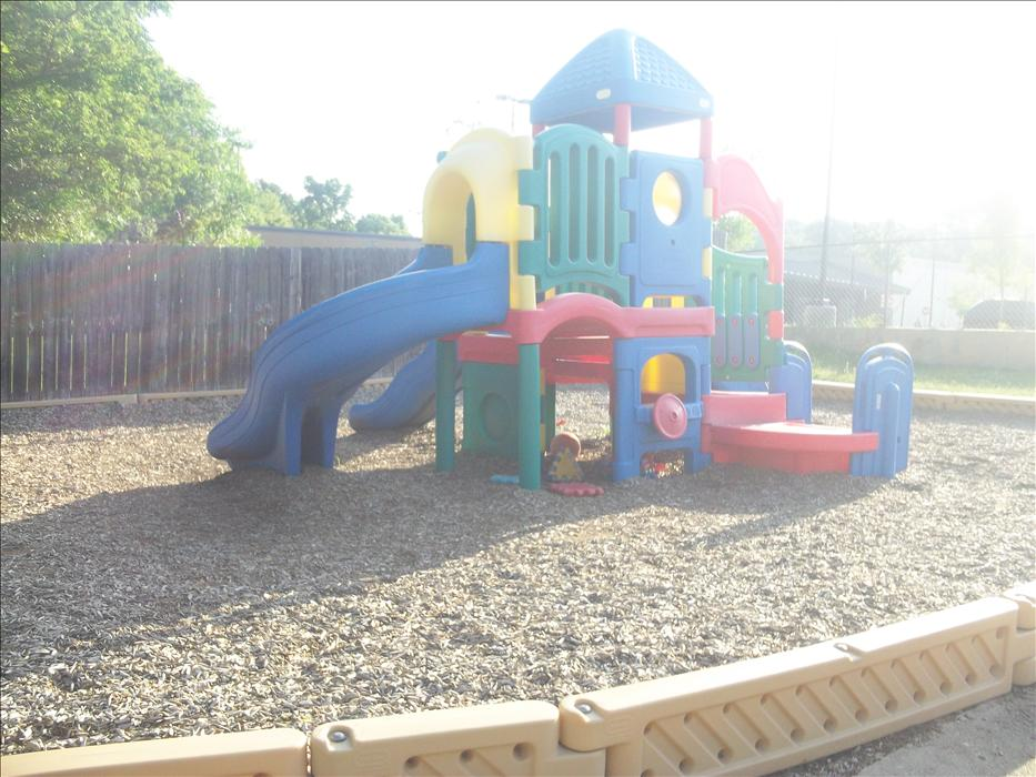 Prekindergarten and School Age Playground