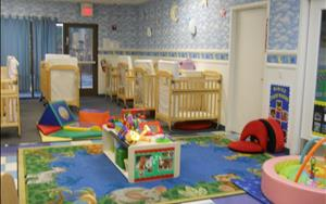 Infant Classroom: A great start goes a long way!