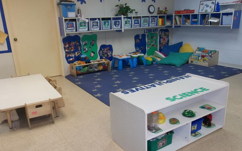 Toddler Dramatic Play Area