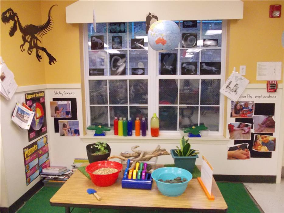 School Age Science Area
