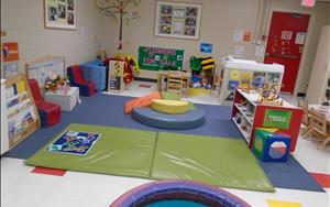 Welcome to our Toddler Room!