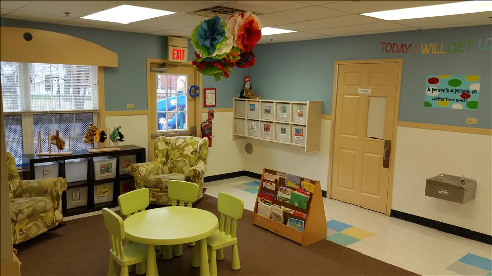 Our wonderful KinderLibrary