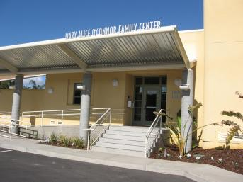 Mary Alice O'Connor Family Center