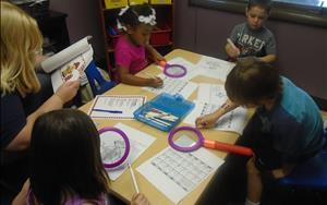Our center provides Enrichment classes in Phonics, Math, Cooking and Music.