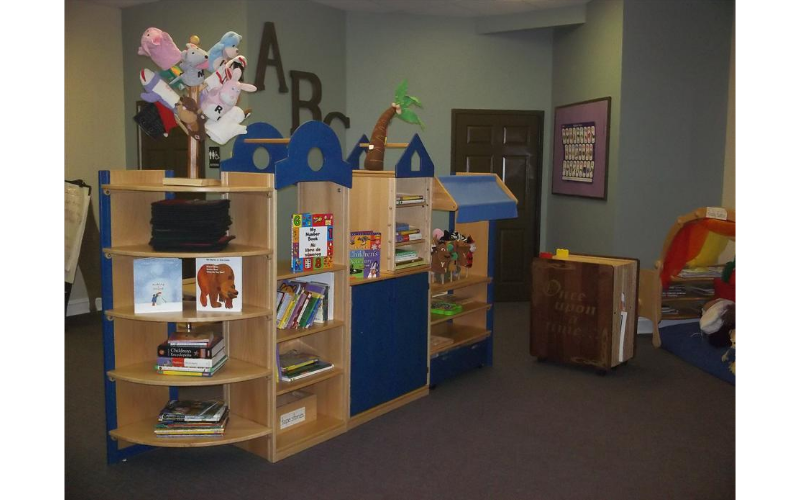 Our Enrichment Rooms help us create a learning environment that is going to help your child prepare for Kindergarten faster than at any other program.