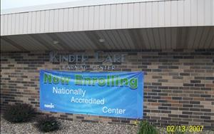 West Cedar Rapids KinderCare - Nationally Accredited by NAEYC!