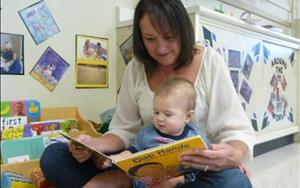 Infant Classroom - Learning Through Literacy