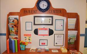 Stop by our Parent Communication Center