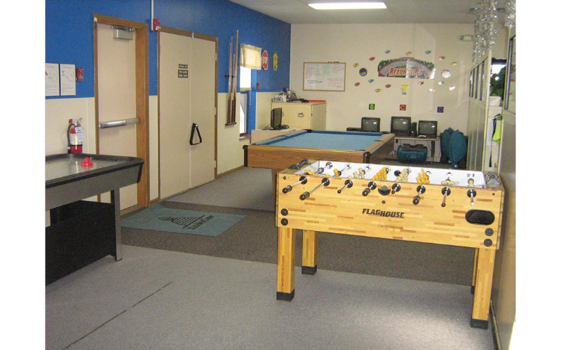 Recreation Classroom