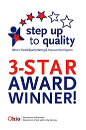 Step Up to Quality 3 Star Award Winner