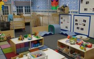 Come and explore our Transitional Infant Classroom for children 12m - 18m.