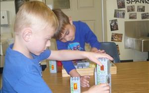 Learning through blocks!