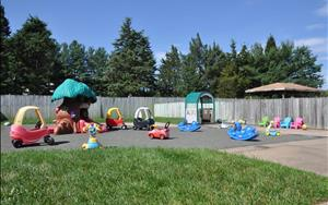 Infant/ Toddler Playground
