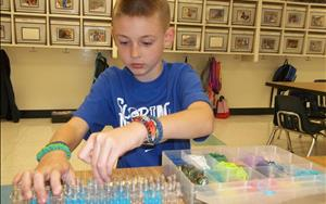 School Age Classroom - Learning Through Creative Expression