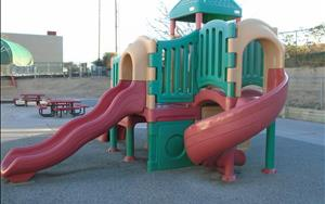 Preschool and Pre-k Playground