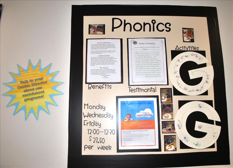 Phonics Learning Adventures
