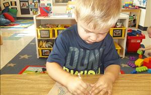 Discovery Preschool Classroom - Learning Through Art