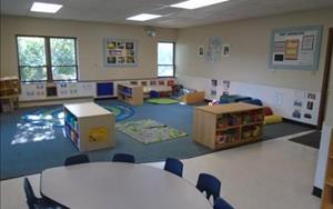 Our Discovery Preschool Classroom!