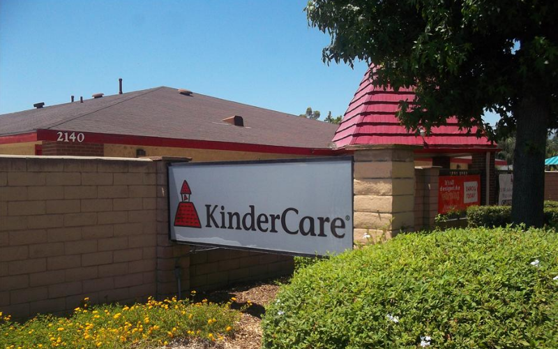 Ontario KinderCare Front