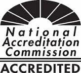 Award of Accredidation from the National Accredidation Commission