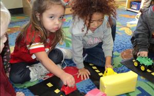 Discovery Preschool Science and Sensory