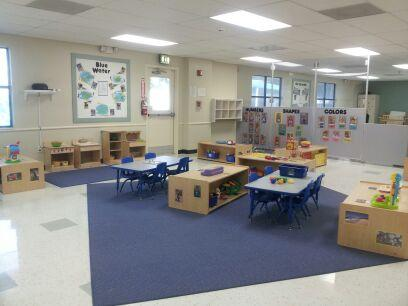 Silverlake KinderCare Toddler Classroom