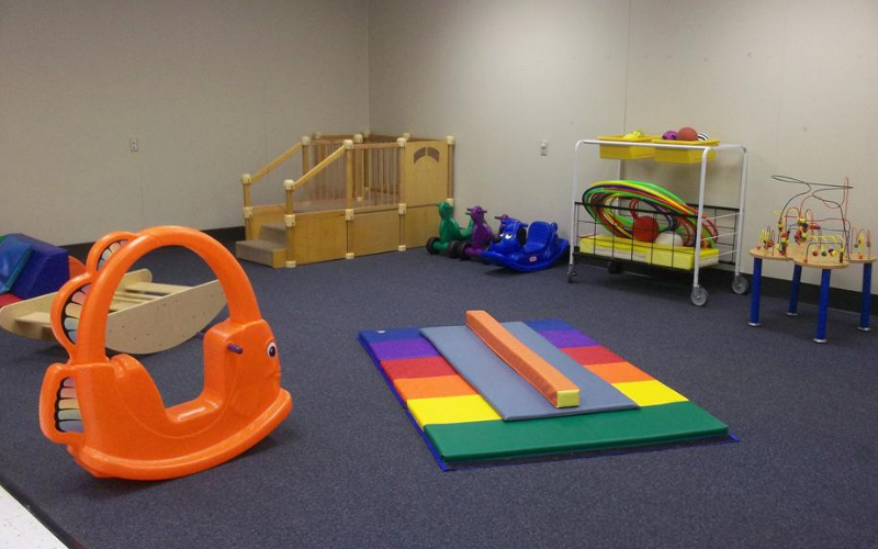 Indoor Playground for Inclement Weather