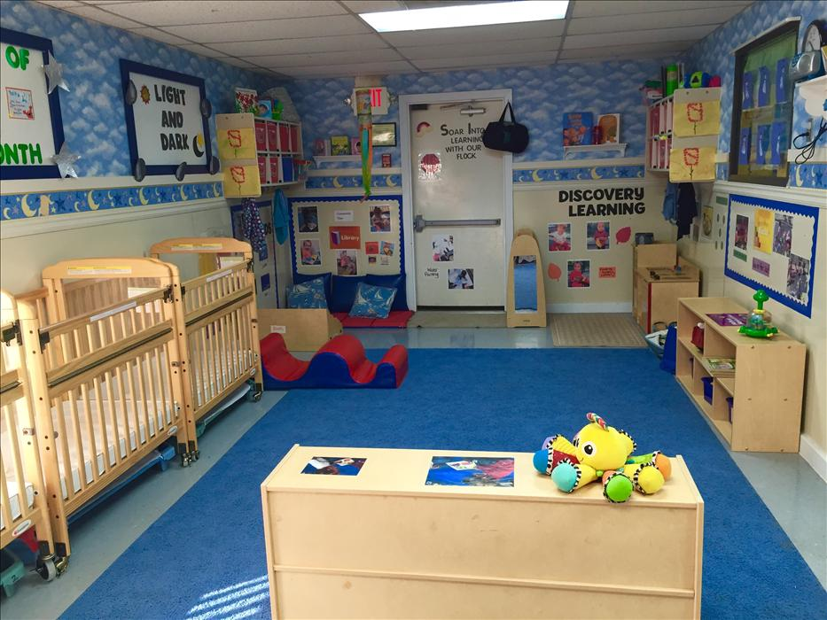 Younger Toddler Classroom