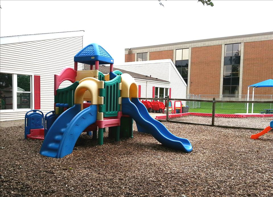 Toddler/ Discovery Preschool Playground