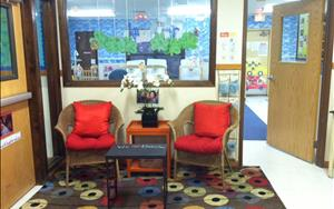 Welcome to Burke Lake KinderCare - Lobby