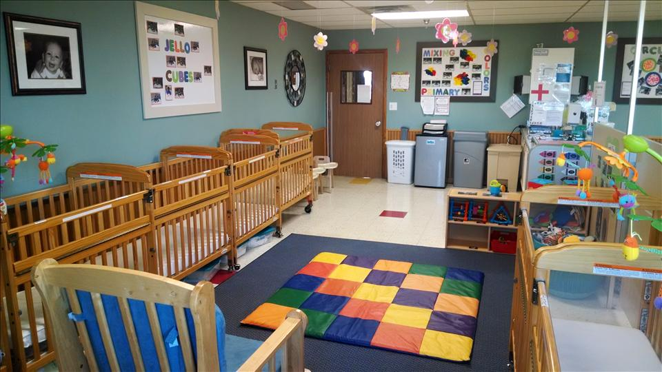 Young Infant Classroom