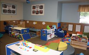 Our Toddler Classroom