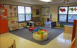 Toddler's Classroom
